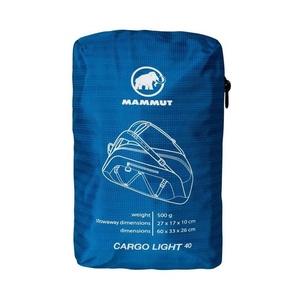 Cestovný taška MAMMUT CARGO LIGHT 40 dark cyan, Mammut