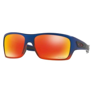 Slnečný okuliare OAKLEY Turbine Orange Pop Fade w/ PRIZM Ruby OO9263-4463, Oakley