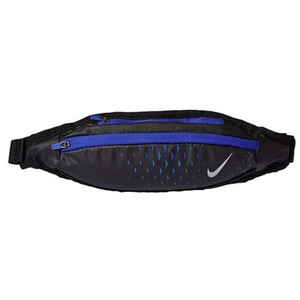 Ľadvinka Nike Small capacity Waistpack Black / Paramount Blue / Silver, Nike