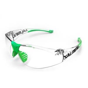 Okuliare SALMING Split Vision Junior Transparent / Green, Salming