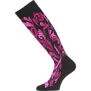 Lyžiarske ponožky Lasting SWD 904, Lasting