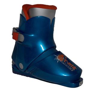 Lyžiarske topánky Lange T-Kid blue, Lange