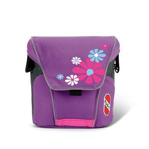 Taška na riadidlá pre kolobežky a jazdné kolesá lovely fialová 9722, Puky