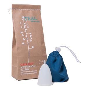 Hygienický kalíšok TEAL Gaia Cup L 09130T, Teal