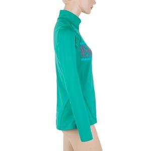 Dámske triko Sensor MERINO THERMO sv.zelená / vzor 18200055, Sensor
