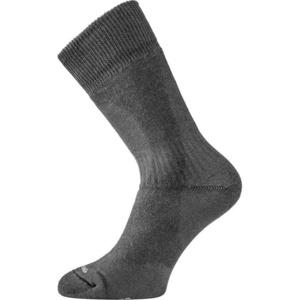 Zimné ponožky Lasting TKH 909 čierne, Lasting