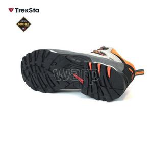 Topánky Treksta TrekSta Maple GTX orange / grey man, Treksta