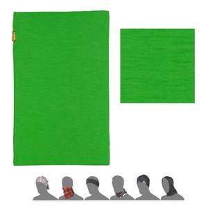 Šatka Sensor TUBE MERINO WOOL zelený 16200177, Sensor