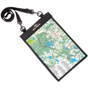Púzdro na mapu Fjord Nansen Map Case regular 23586