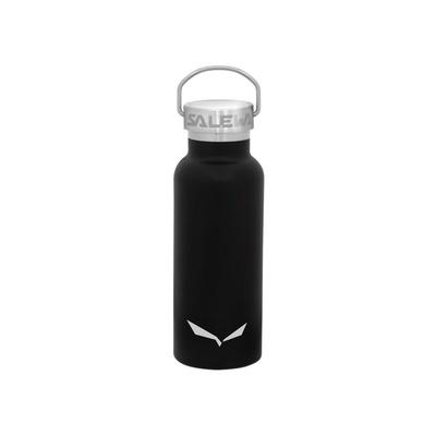 Fľaša Salewa Valsura Insulated 0.45L čierna, Salewa