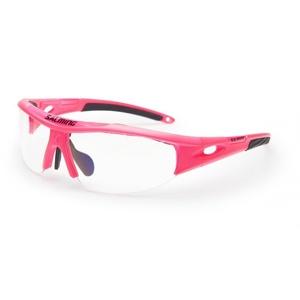 Okuliare SALMING V1 Protec Eyewear Junior Knockout Pink, Salming