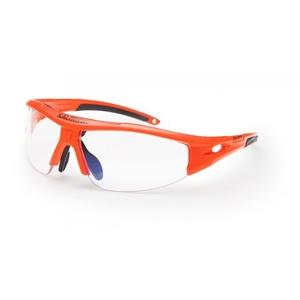 Okuliare SALMING V1 Protec Eyewear Kid Orange, Salming