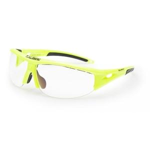 Okuliare SALMING V1 Protec Eyewear Senior Safety Yellow, Salming