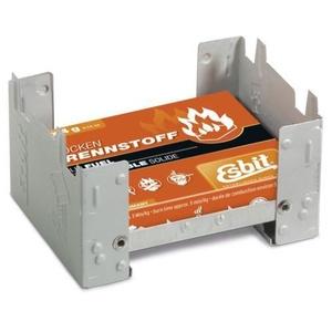 Vreckový varič 'veľký' na tuhý lieh vrátane tablet s liehom (12ks x 14g) Esbit 00289000, Esbit