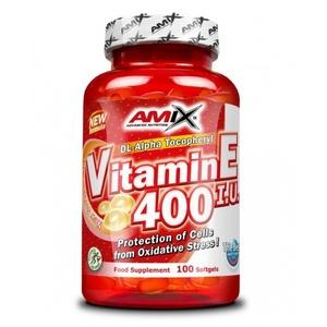Amix Vitamín E 400 IU 100 kapsúl, Amix