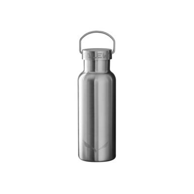 Fľaša Salewa Valsura Insulated 0.45L strieborná, Salewa