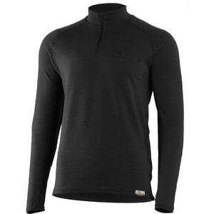 Merino triko Lasting WARY 9099 čierna vlnená, Lasting