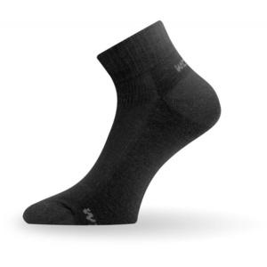 Ponožky Lasting WDL 900 čierna