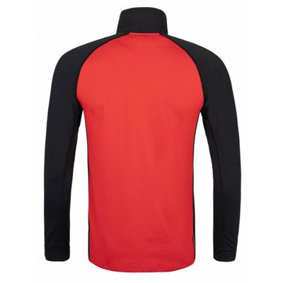 Pánske funkčné tričko s dlhým rukávom Kilpi WILLIE-M červené, Kilpi