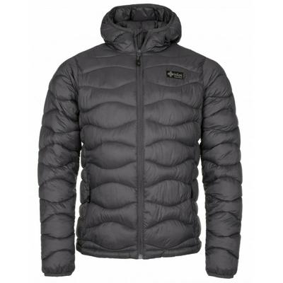 Pánska zimná bunda Kilpi Rebeka-M tmavo šedá, Kilpi
