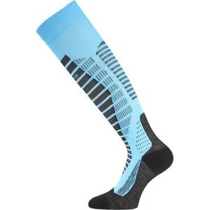 Lyžiarske ponožky Lasting WRO 509 modré, Lasting