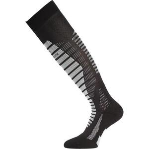 Lyžiarske ponožky Lasting WRO 908 čierne, Lasting