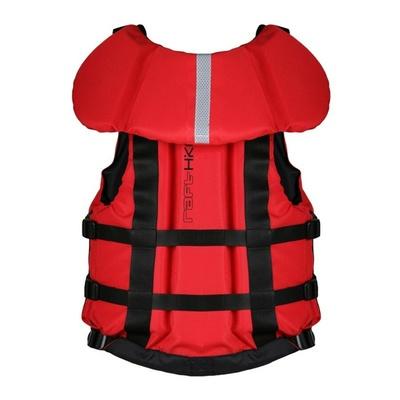 Plavecká vesta Hiko X-TREME RAFT červená, Hiko sport
