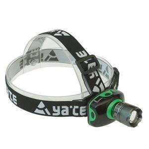 čelová svietidlo Yate LYNX 3W CREE, ZOOM XG8102, Yate