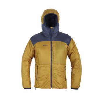 Pánska bunda Direct Alpine Yungay caramel / indigo